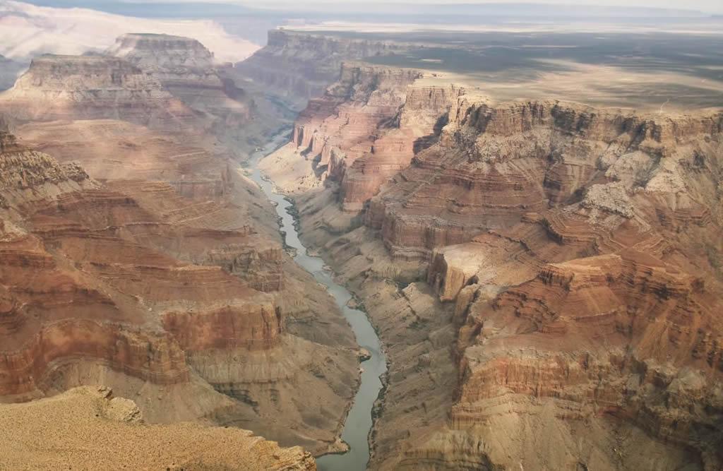 Viajar al Gran Cañón del Colorado