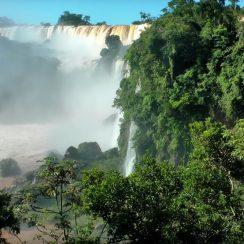 Visitar cataratas del Iguazú