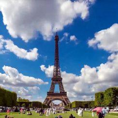 Viaje de última hora a París