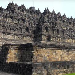 Visitar el templo Borobudur