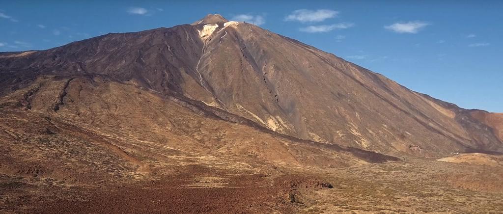 Teide, el pico más alto de España