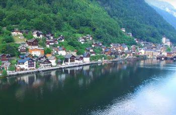 Viajar a Hallstatt en Austria