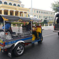 Cómo moverse por Tailandia
