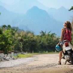 Viajar solo o acompañado