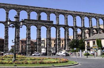 Visitar acueducto de Segovia