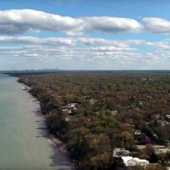 Visitar el Lago Michigan