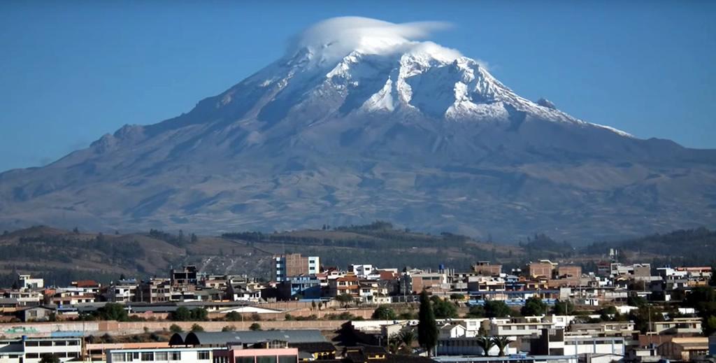 Riobamba en Ecuador