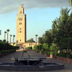Viajar a Marrakech (Marruecos)