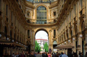 Viajar a Milán