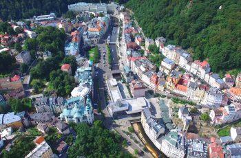 Balenarios en Karlovy Vary