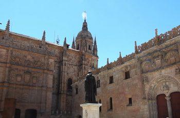 Visitar la Universidad de Salamanca