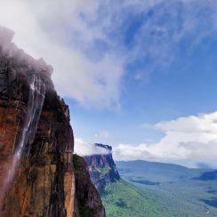 Cascadas de Venezuela