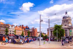 Qué ver en Nottingham
