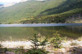 Lago Margarita en Tierra del Fuego