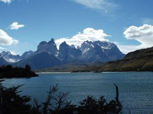 Parque Nacional de Torres del Paine en Tierra del Fuego