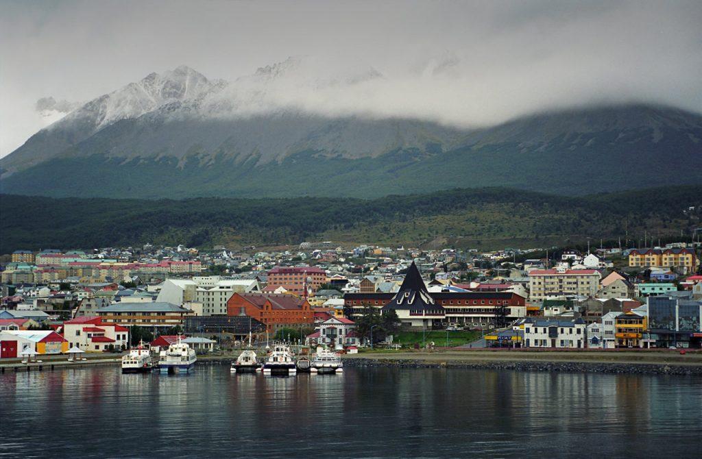 Ushuaia, capital de Tierra del Fuego