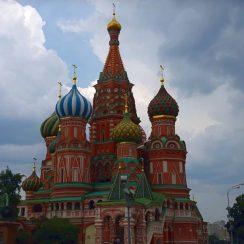 Viajar a Moscú