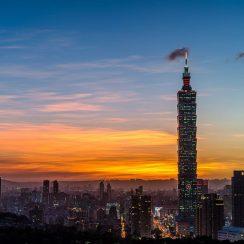 Viajar a Taiwan