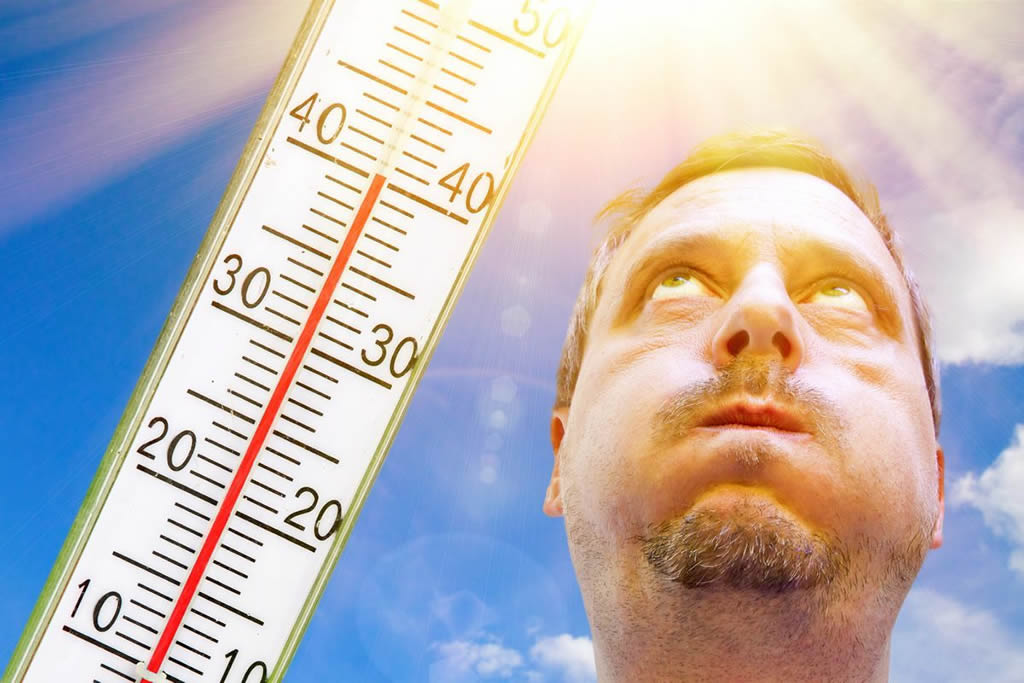 Cuidado con el calor