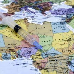 Vacunas para viajar