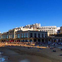 Viajar a Biarritz