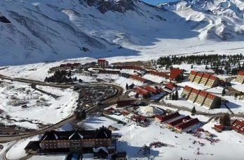 Esquí en Las Leñas, Mendoza