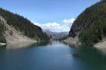 Parque Nacional Banff en Canadá