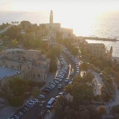 Viajar a Jaffa en Israel