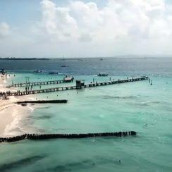 Isla Mujeres en México
