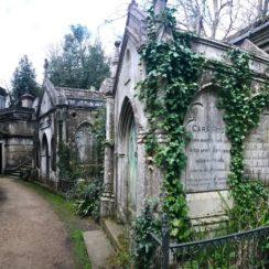 Cementerio de Highgate en Londres