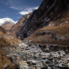 Viajar al Annapurna