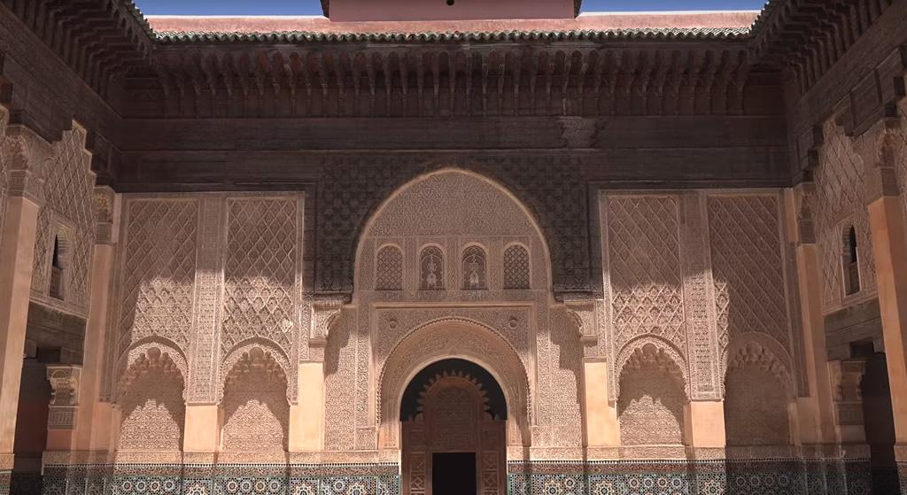 Madrasa Ben Youssef en Marrakech