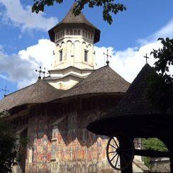 Ruta de los monasterios de Bucovina