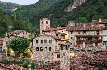 Beget, pueblo en Girona
