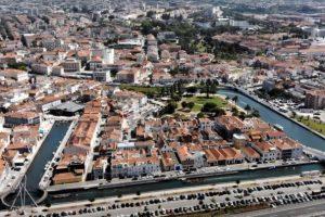 Aveiro, la Venecia de Portugal
