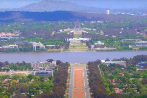 Canberra, capital de Australia